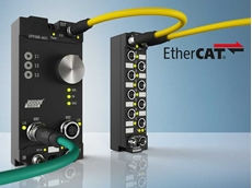 The EP9300 EtherCAT Box enables PROFINET users to leverage the benefits of the EtherCAT I/O system