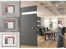 CP6608 Ethernet control panels from Beckhoff Automation