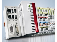 CX5000 Embedded PC series from Beckhoff permits flexible integration into numerous fieldbus systems via master or slave interfaces