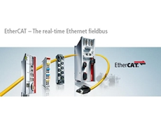 Real-time Ethernet: Ultra High-Speed Right Up to the Terminal from Beckhoff Automation