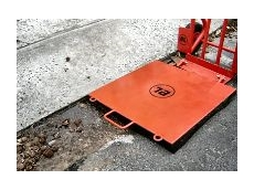 Protects stormwater drains from contaminated spills.