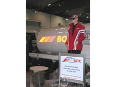 BOC Streamline gas management system