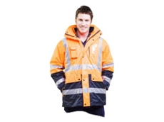 The expanded ESCAPE workwear range by BOC is keeping workers warm this spring