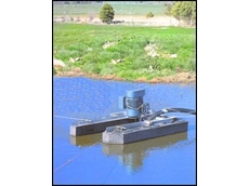 Pontoon systems and pumps from B.R. Reeve Engineering