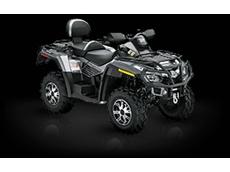 Can-Am Outlander 800R MAX EFI LTD ATV