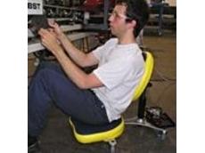 Flex ergonomic seat