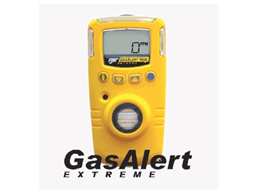 Easy to use for optimal safety GasAlert Extreme
