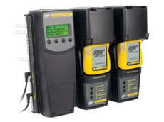 BW Technologies' MicroDock II automated test and calibration system