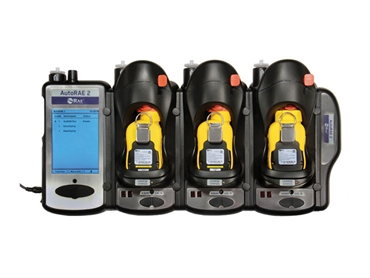 AutoRAE 2 Automatic Test and Calibration System with three cradles
