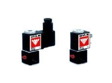 GEVA 80 operator solenoid valves for pneumatic applications
