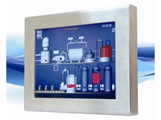 Aplex Stainless Steel SXGA Industrial Display Monitors