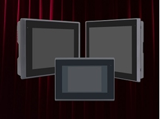 "Aplex Technology's ADP-1XX0A Series 5.6"" to 12.1"" industrial monitors"