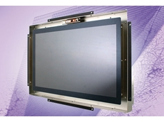 OPC-15W6 panel PCs feature a projected capacitive (PCAP) touch screen