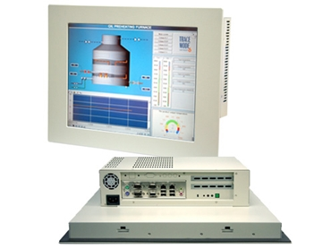 Backplane Systems Technology Industrial Panel PCs and LCD Monitors for Harsh Environments