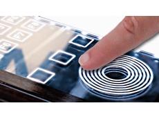 InduKey's Glass Panel Keyboard