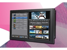 Avalue's FPC-08W04 industrial fanless touch panel PC