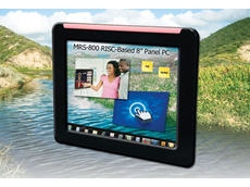 iBASE's RISC-based MRS-800 touch panel PC