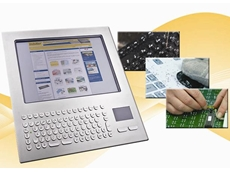 InduKey Custom-Built Industrial Keyboard