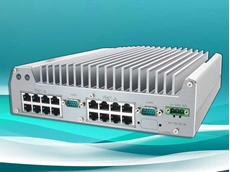 Backplane Systems Technology releases 16-port PoE+ fanless surveillance system with 4 built-in RAID drives
