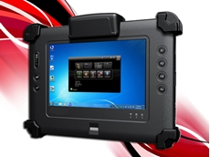"Backplane Systems Technology releases 7"" rugged Windows-based tablet PC for field applications"