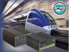 Cincoze's EN50155 fanless computing systems for demanding applications