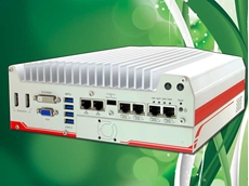 Nuvo-5000 series rugged fanless PC