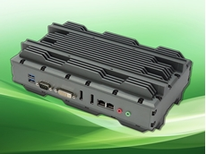 Perfectron's SR100 rugged fanless system
