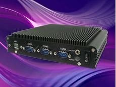 Sintrones' SBOX-2600 Series fanless embedded box PC