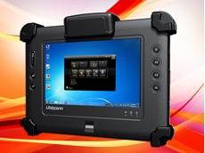 "Backplane Systems releases Ubiqconn's 7"" rugged full function tablet PC for field applications"
