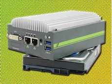 POC-200 fanless embedded computer