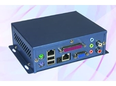 Embedded 166MHz system with dual LAN