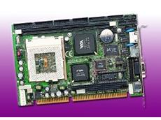 Half-size CPU cards