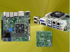 IBASE's new MI995 Mini-ITX motherboards with 8th Gen Intel Core/Xeon E processors