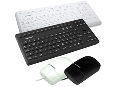 InduKey Industrial Keyboards Available from Backplane Systems Technology