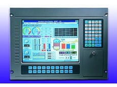 """Industrial workstation with 14.1"""" LCD"""