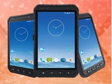 "The M700DQ8 is a 7"" rugged tablet featuring Qualcomm Snapdragon processor"