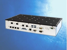 MPL's rugged fanless Xeon server solution