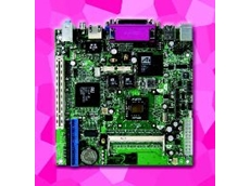 Motherboard for 3D applications