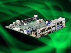 New MI988 Mini-ITX motherboard supporting AMD's Ryzen V1000 processor