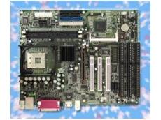 Pentium 4 motherboard with 3 ISA slots