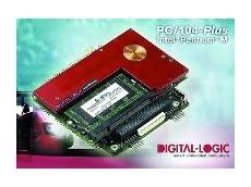 Pentium M embedded computer board