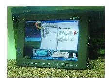 Portable, waterproof PC
