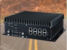 ABOX-5200G4 fanless computer