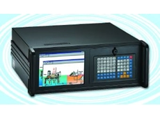 TFT LCD industrial computer system