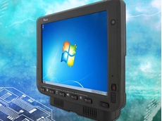 The FM10Q's durability is proven by its solid enclosure with MIL-STD-810G certification and IP65 rating.