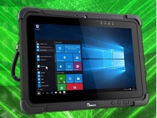 Winmate's M101S 10.1-inch rugged tablet PC