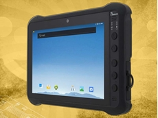 The M900M9 rugged tablet is suitable for transportation and logistics applications