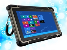 "Winmate's new 10.1"" rugged Windows tablet for industrial applications"