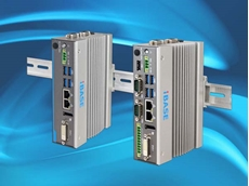 iBASE Technology's AGS-100 and AGS-102 compact fanless gateways