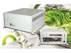 iBase's AMI401 Embedded System with Intel GM45-based Motherboard
